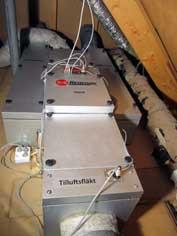 RGS 300 Värmeåtervinningsaggregat
